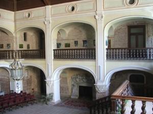 A nagykárkolyi kastély