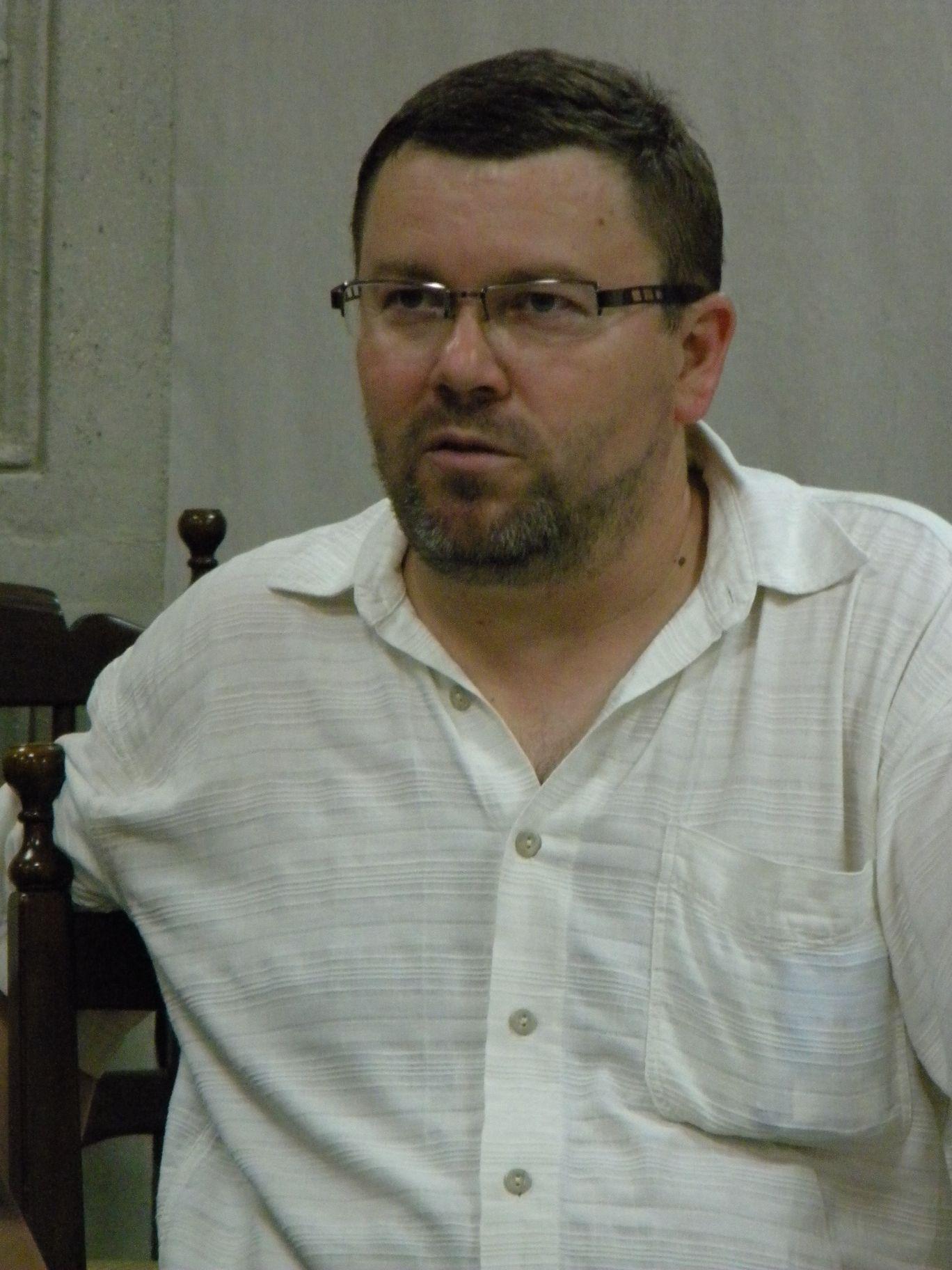 Szászi Zoltán, a kassai Rovart szerkesztője