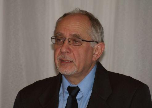 Jánosi Zoltán, a Ratkó-díj 2010-es kitüntetettje